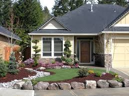 Front Yard Landscaping Ideas For Ranch Style Homes Pictures Of House Home  Decorating