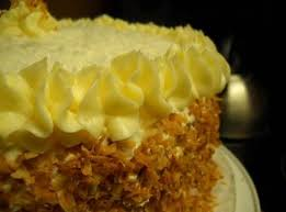 Southern Style Coconut Custard Cake Recipe Just A Pinch Recipes