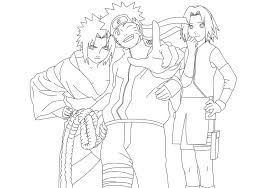 Hinata Coloring Pages At Getdrawingscom Free For Personal Use
