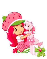 best strawberry shortcake clipart