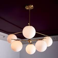 mid century modern chandelier regarding outstanding chandeliers idea 18