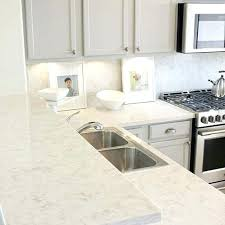 quartz and we love how doubled up on countertops kansas city cost kitchens