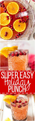 Best 25 Christmas Punch Ideas On Pinterest  Christmas Party Party Cocktails For A Crowd