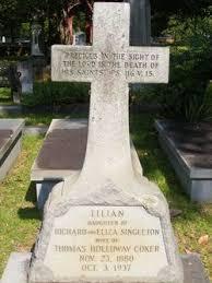 Lilian Singleton Coker (1880-1937) - Find A Grave Memorial