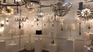 Inline Lighting Showroom