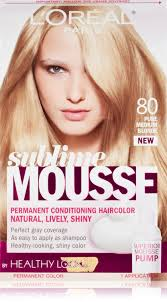 L Oreal Sublime Mousse By Healthy