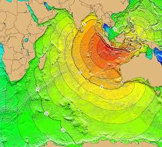 5.1 in kishtwār, kashmir, india. Indian Ocean Tsunami Threat From Subduction Zone Earthquakes
