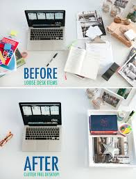 organizing your office. Exellent Office Organize Your Desk The Chic Site To Organizing Your Office