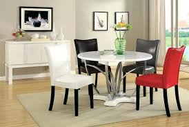 modern round dining table image of modern round dining room table style modern dining table pedestal