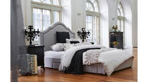 New In The Bedroom The Amelie Queen Bed Is Ideal For A Luxurious Look In The Bedroom