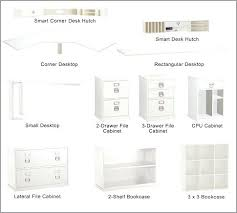 desk components for home office. Exellent Desk Pottery Barn Home Office Furniture Desk Components For Build  Your Own Modular   With Desk Components For Home Office