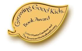 growing good kids book award