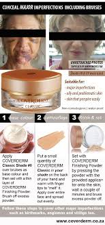 coverderm clic foundation developed by lydia o leary she is