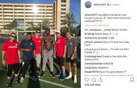 Gucci Mane Soccer IG - Urban Pitch