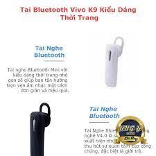 Tai nghe bluetooth Vivo k9 chất lượng âm thanh cực đỉnh HUYTPNQ