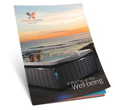 hot tub spa manuals caldera spas hot tubs brochure