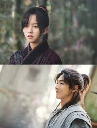 "Kim So Hyun And Ji Soo Share Heart-Racing Moment In ""River Where The Moon  Rises"""