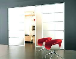 ideas for sliding closet doors small