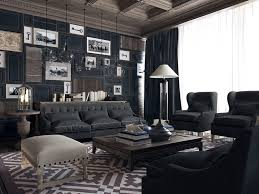 Living Room Design For Apartment Living Room Art Deco Living Room With An Old Style Mirror