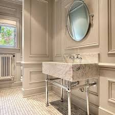 Small Picture Bathroom Crown Molding Design Ideas