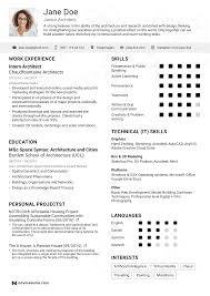 Modern Cv Sample Resume Modern Cv Template Templates Curriculum Vitae