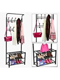 Wooden Coat Rack With Umbrella Holder Coat Racks Amazon 36