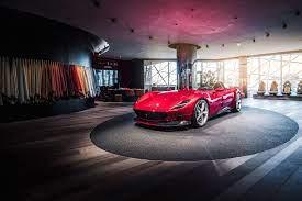 Build Your Own Ferrari Supercar Luxx The Times