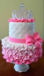 1st Baby Birthday Cake Designs For Girl Online First Images 5th