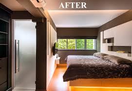 Master Bedroom Design Home Renovation Singapore Part 2