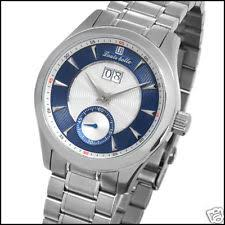 louis bolle watches parts accessories louis bolle clive mens automatic stainless watch new bl