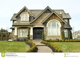 House Exterior Royalty Free Custom House Exteriors