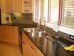 elegant custom kitchen backsplash ideas kitchen backsplash ideas with cherry cabinets elegant subway tile kitchen