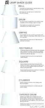 What Size Lamp Shade Onehorseranch Info