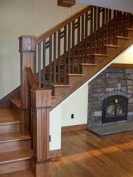 Craftsman Staircase Myers Construction Craftsman Staircase 7288 by xevi.us