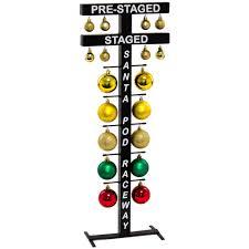 Free standing Drag Racing Startline Christmas Tree