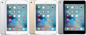 Ipad 4 Comparison Chart Differences Between Ipad Mini 3 And Ipad Mini 4 Everyipad Com