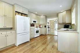 kitchens with white appliances and white cabinets. Kitchens With White Appliances Traditional Whitewash Kitchen Nets Design Ideas . And Cabinets