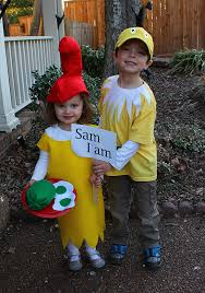 dr seuss costume tutorials for sam i am and star bellied sneetch