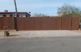 rusted corrugated metal fence. Wonderful Corrugated Corrugated Steel Fence  Metal Rusted Throughout