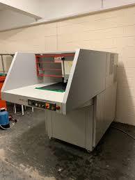 industrial paper shredder heavy duty shredding machine cardboard card recycling granulator