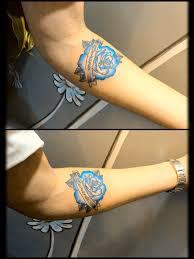 Tattoo Style Moonlight