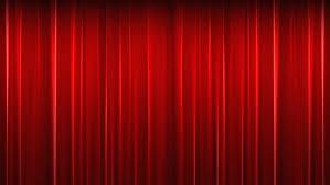 velvet theater curtains home