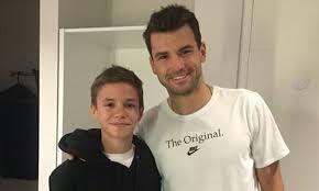 Dimitrov was born on may 16, 1991 in haskovo, bulgaria. Grigor Dimitrov Praises Girlfriend Nicole Scherzinger After Atp Win Hello