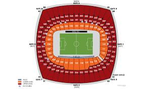 Arrowhead Stadium Seating Chart Arrowhead Stadium Kansas
