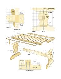 Free Woodworking Furniture Plans