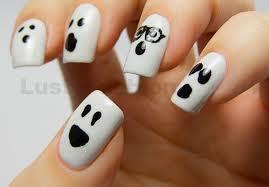 Afbeeldingsresultaat voor halloween nail art