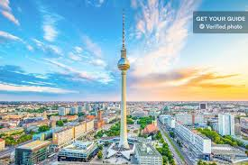 Berlin Daughter Posture Corrector Size Chart Berlin Tv Tower Fast View Ticket