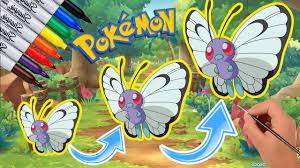 Phim Hoạt Hình Pokemon   Dạy Bé Tập Vẽ Và Tô Màu Pokémon #5   Hoạt Hình Tiếng  Việt Pokémon   Pokemon, Phim hoạt hình, Hoạt hình