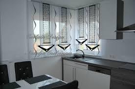 Wohndesign Blendend Kuche Vorhange Modern Ideen Gardinen