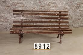 industrial vintage garden bench sofas